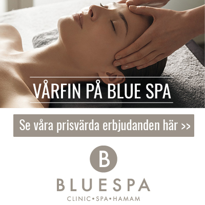 Blue, Babor, spa